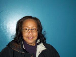 CNH Teacher Geraldine Robinson
