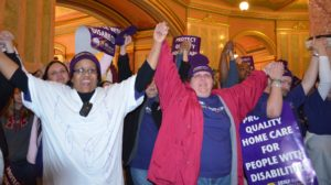 Home_care_rally_CCP_emergency_funding_passes_House_04_18_13