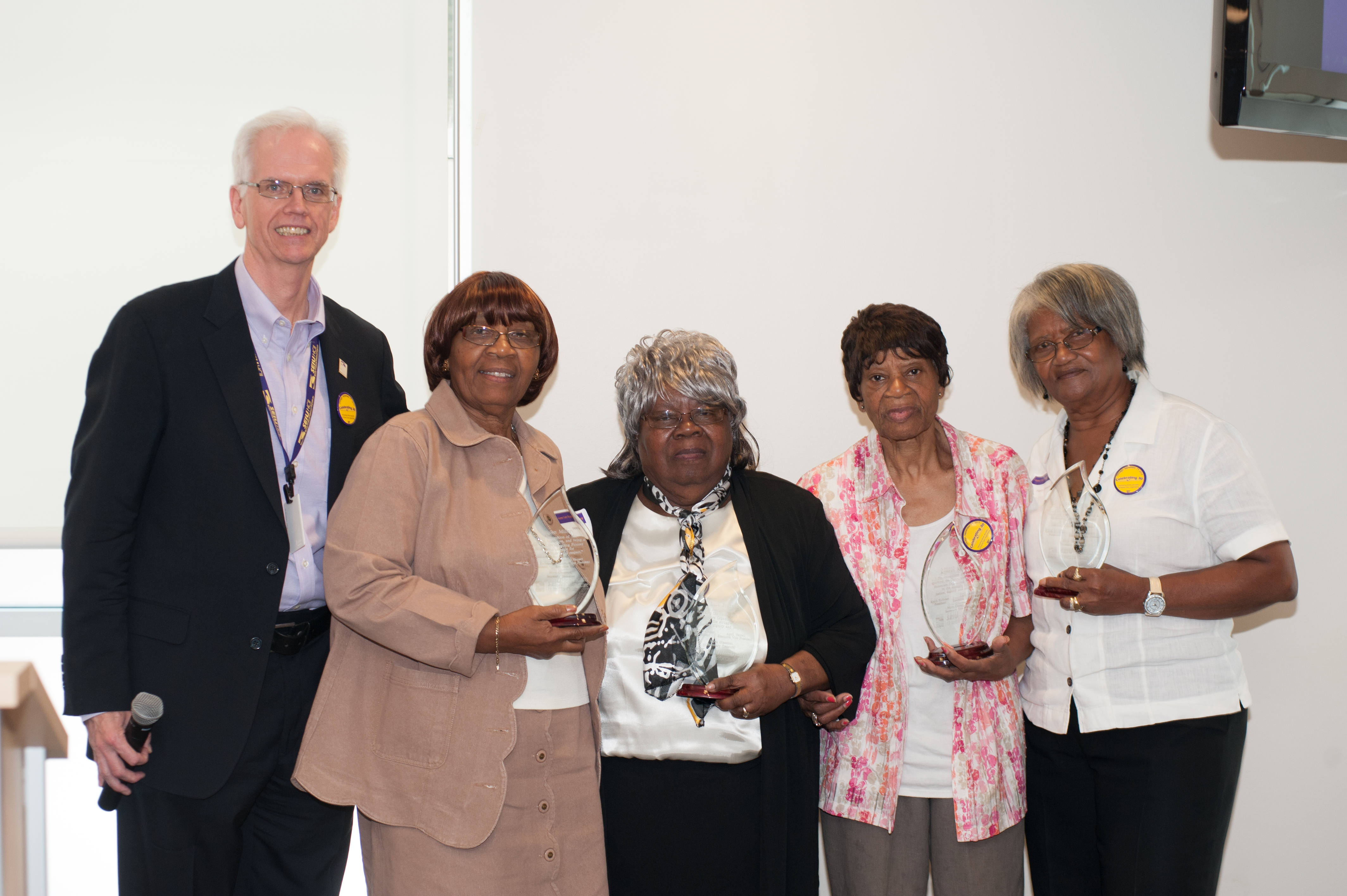 Home care pioneers received awards for a lifetime of service to seniors and people with disabilities.