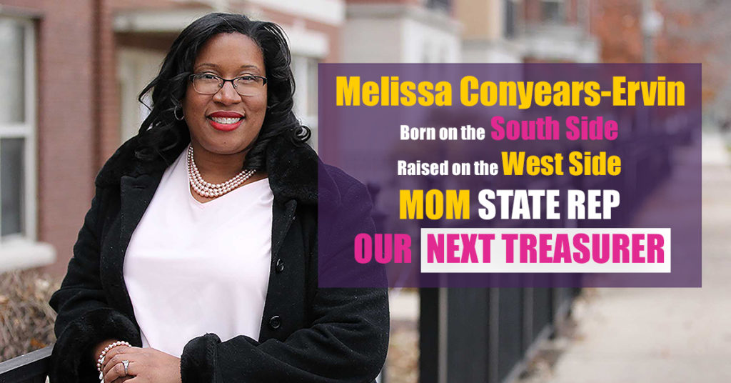 Melissa Conyears Ervin TreasurerAd1_FB Size