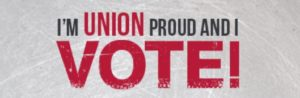 union and I vote