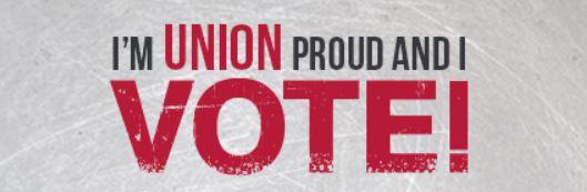 union and I vote