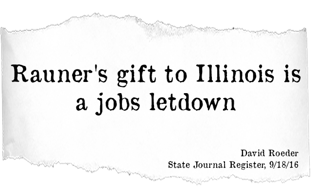 newspaper headline_gift to IL jobs leftdown