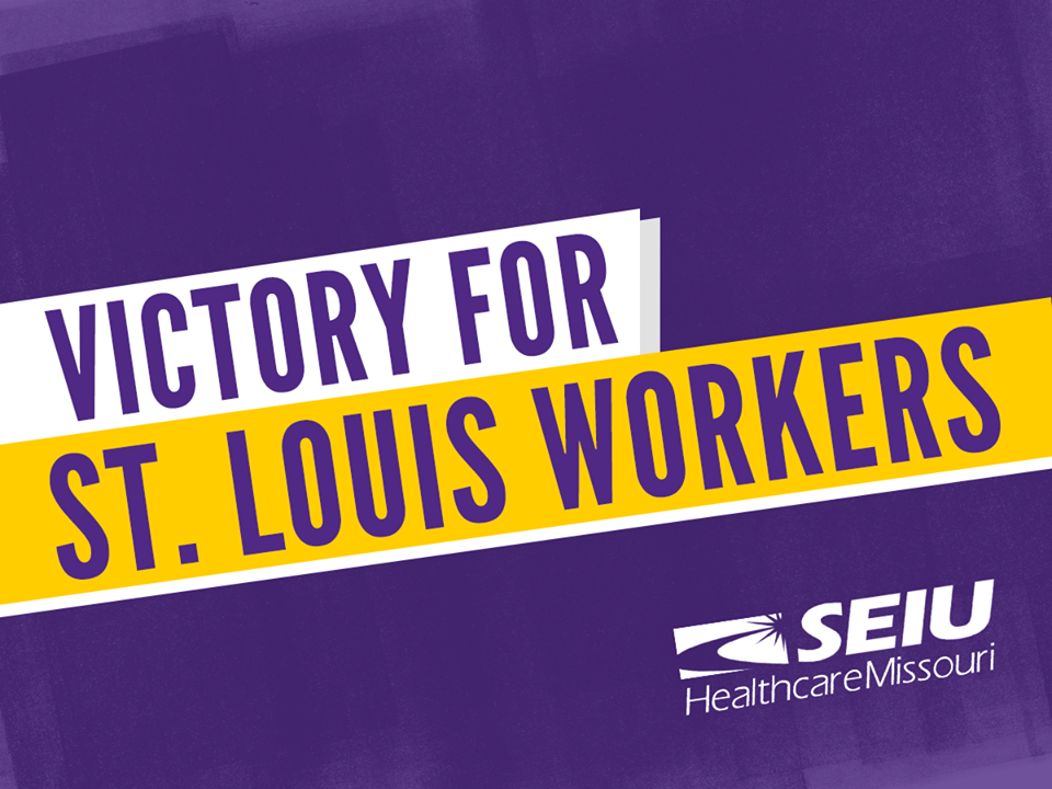 Victory for STL Workers
