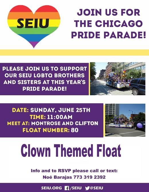 HCII Pride Parade