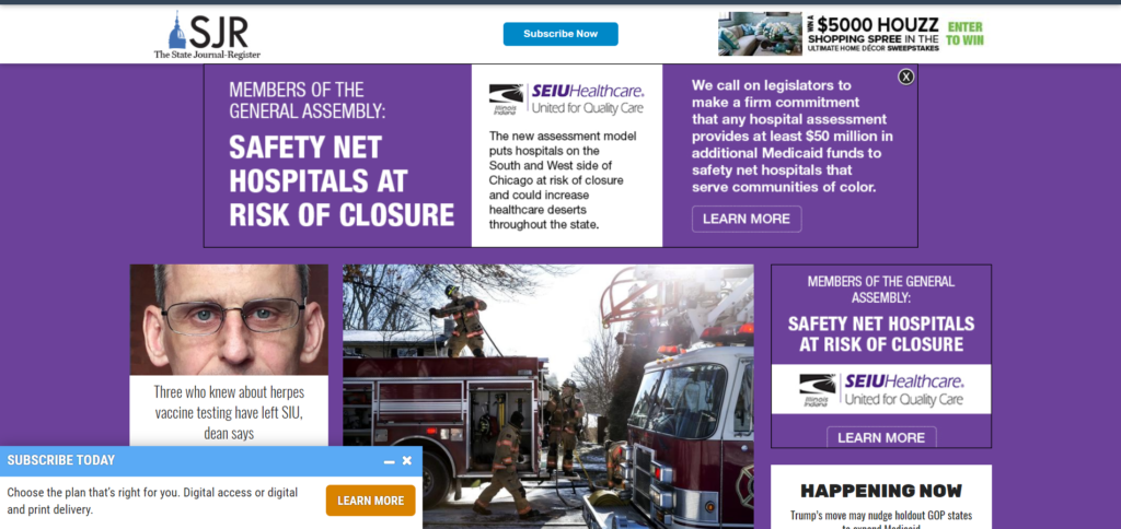 SJR_Springfield_Journal_Register_ad_ Screenshot_protect_safety_net_hospitals_01_23_18