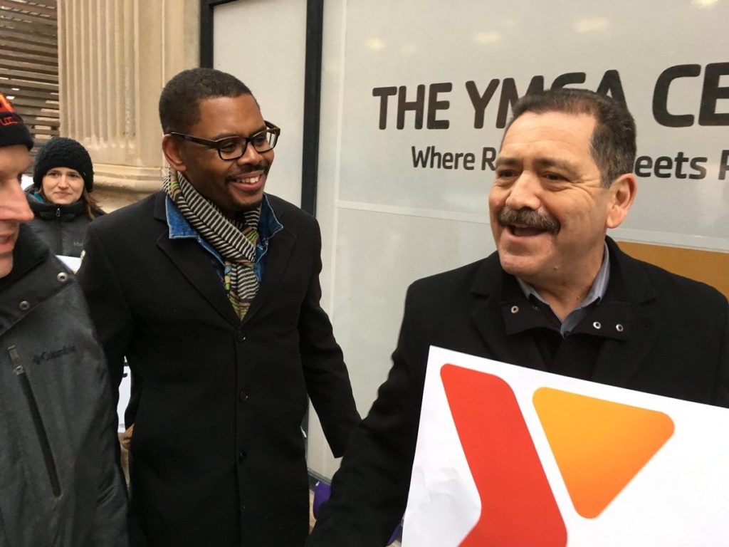 YMCa Strike Presser 17.1 Chuy and Greg