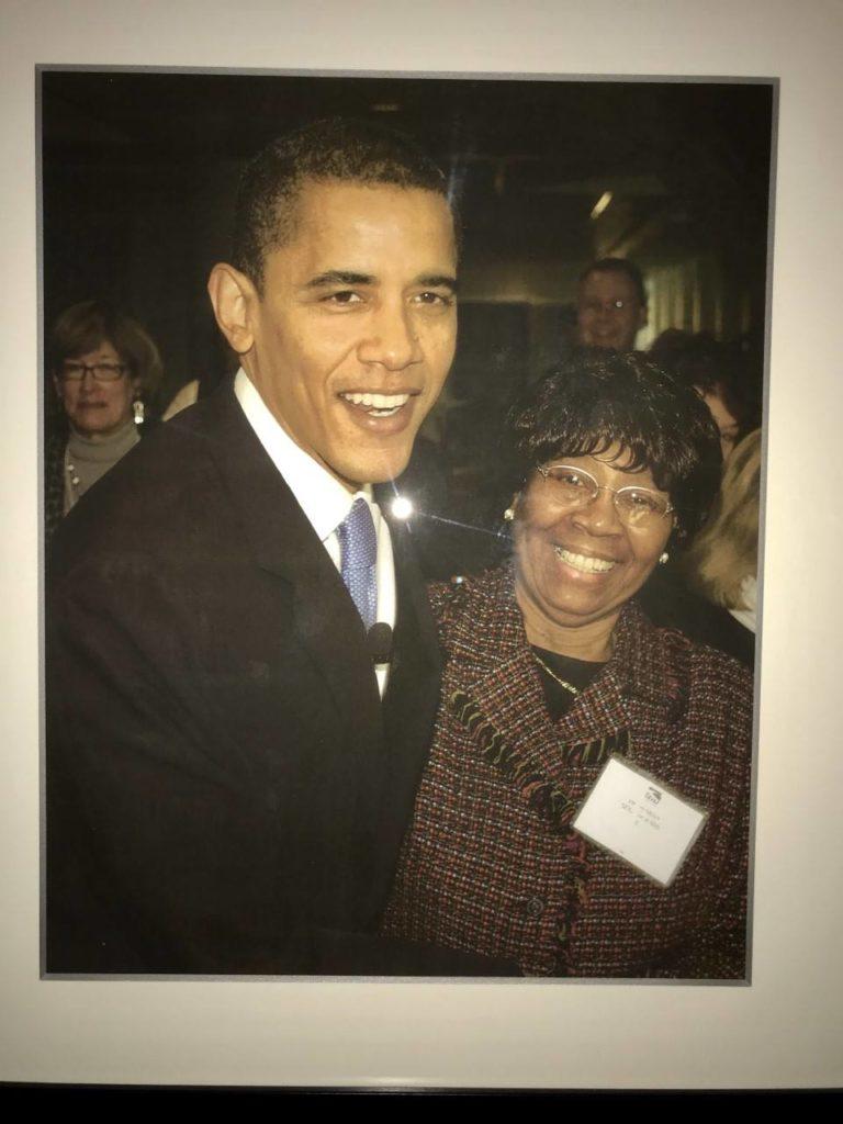 Helen Miller Obama