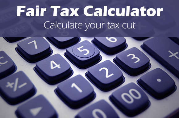Fair Tax Calculator