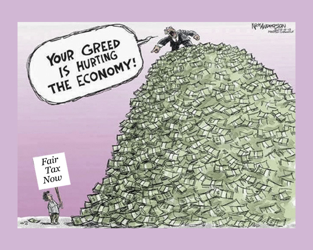 Fair Tax Facts Cartoon Web