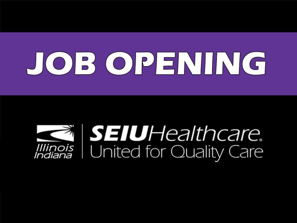 HCII Job Opening Web