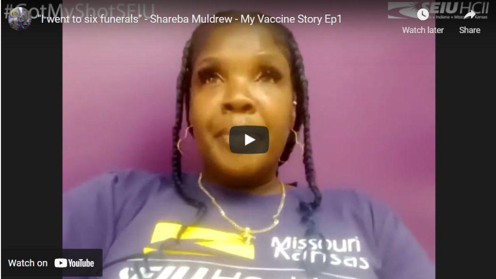 Z Shareba Muldrew My Vaccine Story Ep 1 Screenshot